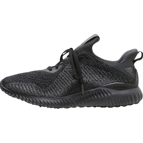 15a7d102a0042 adidas Performance ALPHABOUNCE EM Obuwie do biegania treningowe black/night  metalllic/carbon - Buty do biegania męskie marki adidas Performance.