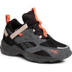 Szare buty sportowe męskie Reebok, bez kaptura Kolekcja
