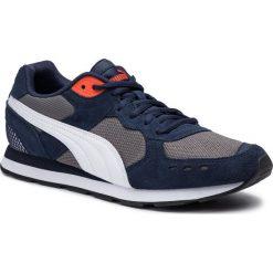 Niebieskie buty sportowe męskie Puma Kolekcja zima 2020