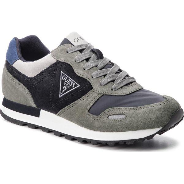 3fb0a566636ba Sneakersy GUESS - FMCHA4 SUE12 GRBL - Buty sportowe na co dzień ...