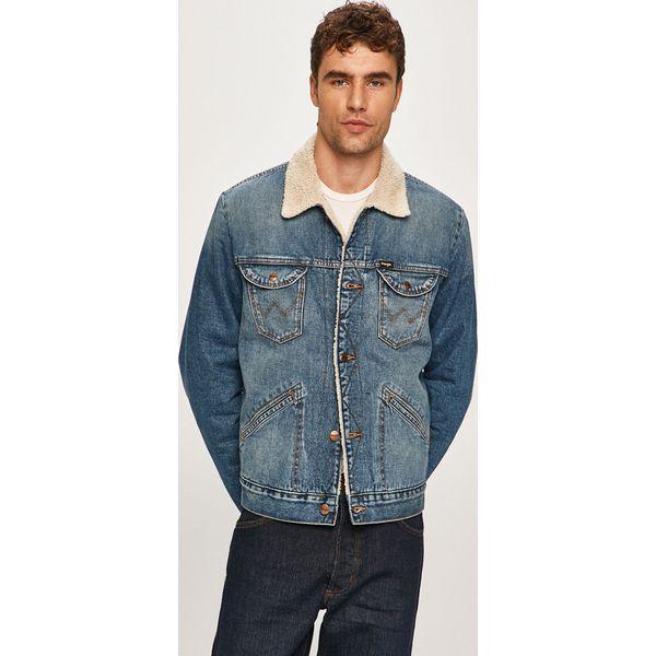 wrangler kurtka jeansowa męska m