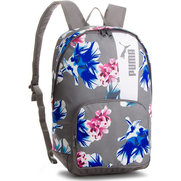 c14d39be0a20d Plecak PUMA - Core Style Backpack 075169 06 Steel Gray Flower ...