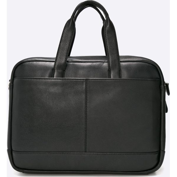 4e9760a8adf21 Ochnik - Torba - Czarne torby na laptopa męskie marki Ochnik