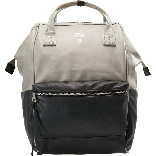806a25ed Anello TOTE BACKPACK VEGAN LARGE Plecak grey putty