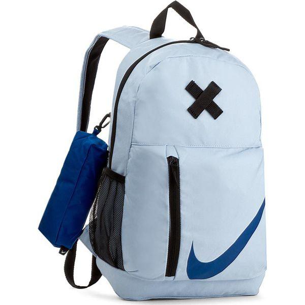 96f9b52be372c Plecak NIKE - BA5405 401 - Niebieskie plecaki męskie marki Nike. Za ...
