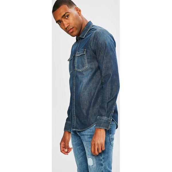 aee643a9a Pepe Jeans - Koszula Hammond - Koszule męskie Pepe Jeans. W ...