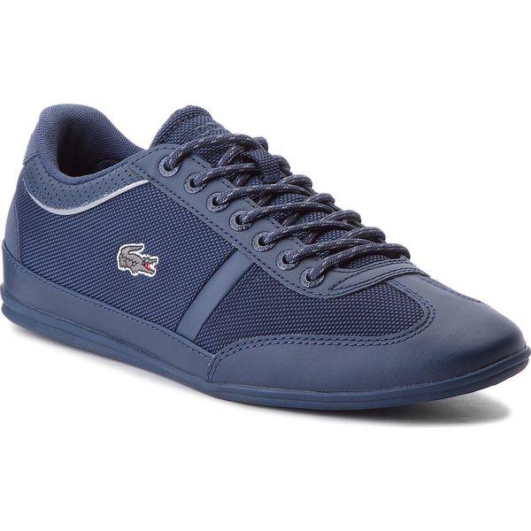 581d3e46b Sneakersy LACOSTE - Misano Sport 218 1 Cam 7-35CAM008495K Nvy/Nvy ...