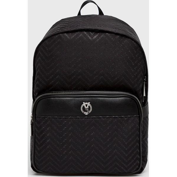 7c4065d2c5614 Versace Jeans - Plecak - Czarne plecaki męskie marki Versace Jeans ...