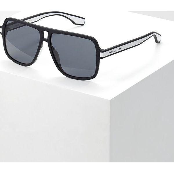 769c017568ee9 Marc Jacobs Okulary przeciwsłoneczne black/white - Okulary ...