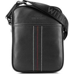 319108fa6cde7 torby męskie ze skóry naturalnej - zobacz wybrane produkty. Torba  88-4U-409-1. Torby męskie na ramię marki Wittchen.