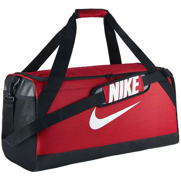 905e076e592d8 Nike Torba sportowa Brasilia M czerwona (BA5334-657) - Czerwone ...