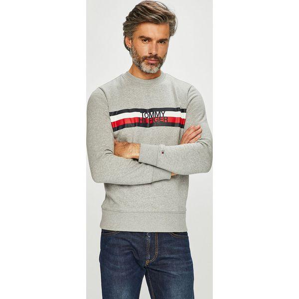 67799de8c9353 Tommy Hilfiger - Bluza - Bluzy nierozpinane męskie marki Tommy ...
