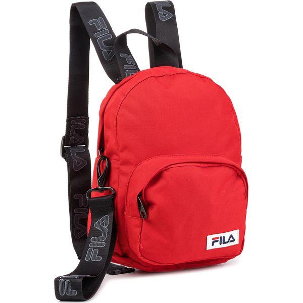 6196974c0551e Plecak FILA - Mini Strap Backpack Varberg 685053 True Red - Plecaki ...