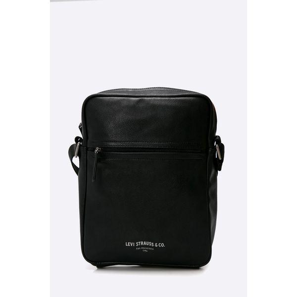 f0175385d7fe3 Levi's - Torba - Brązowe torby męskie na ramię marki Levi's, w paski, z  materiału, casualowe, na ramię, małe. Za 219.90 zł. - Torby męskie na ramię  - Torby ...