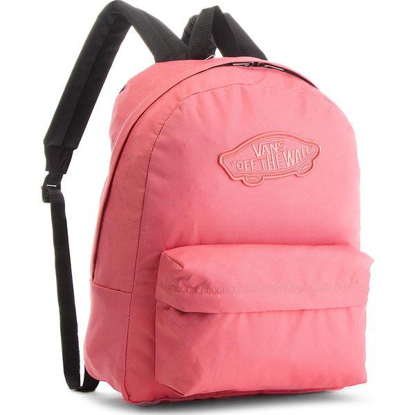 4318da59887de Plecak VANS - Realm Backpack VN0A3UI6YDZ Desert Rose - Plecaki ...