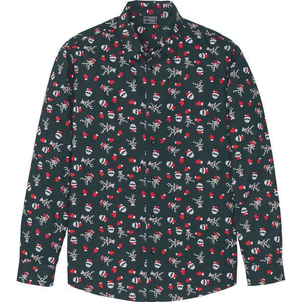 Zielone koszule męskie bonprix Kolekcja wiosna 2020  wWtLI