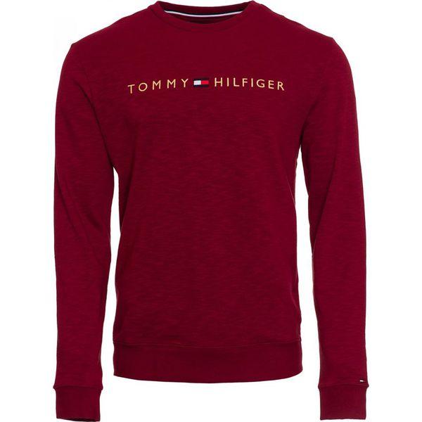 Tommy Hilfiger bluza męska UM0UM01209 Track Top LS HWK XL czerwona