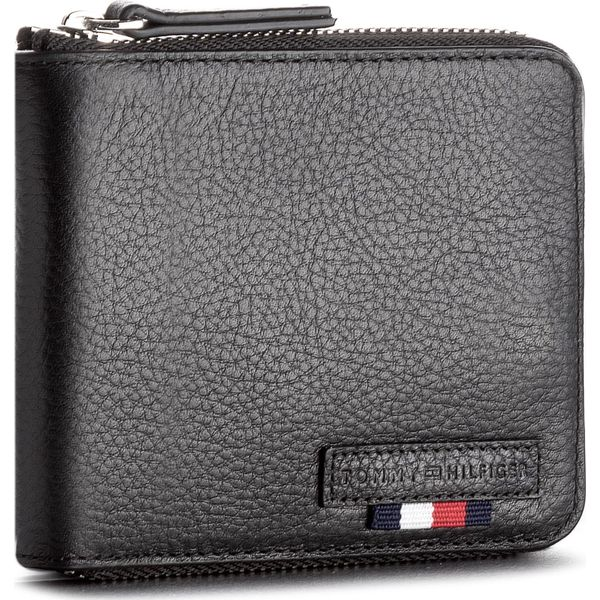 c413ae01152ac Duży Portfel Męski TOMMY HILFIGER - Corporate Square Za AM0AM03068 ...