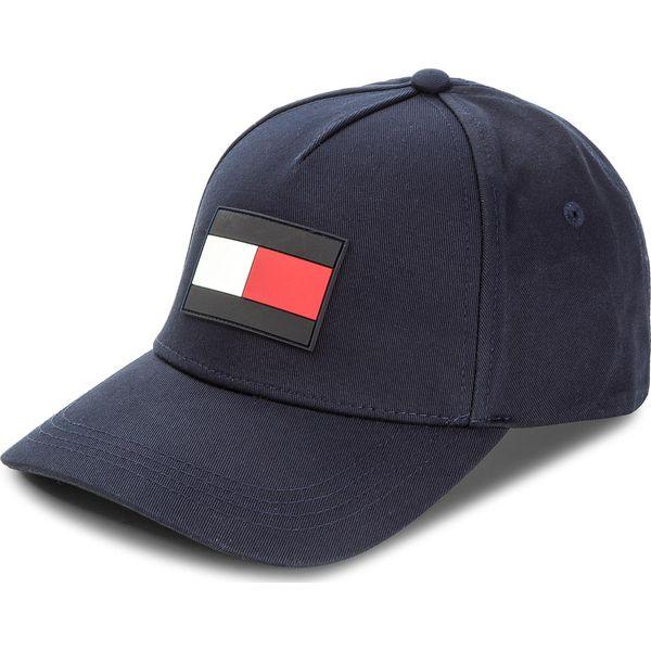 038d806d Czapka męska TOMMY HILFIGER - Th Flag Cap AM0AM03339 413 ...