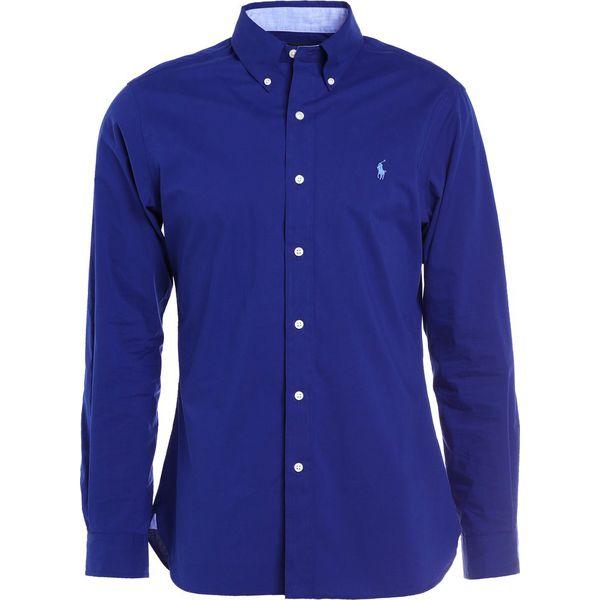 a38eecfdc3f3 Polo Ralph Lauren POPLIN CUSTOM FIT Koszula soho blue - Niebieskie ...