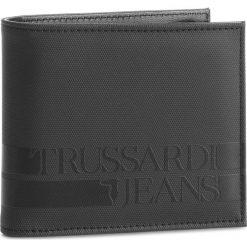 4d8aa5dc5c741 Duży Portfel Męski TRUSSARDI JEANS - Turati Wallet Coin 71W00047 K299. Portfele  męskie marki TRUSSARDI