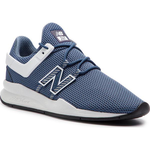 c9c9c166a82ea Sneakersy NEW BALANCE - MS247DEC Granatowy - Buty sportowe na co dzień męskie  marki New Balance. W wyprzedaży za 279.00 zł. - Buty sportowe na co dzień  ...
