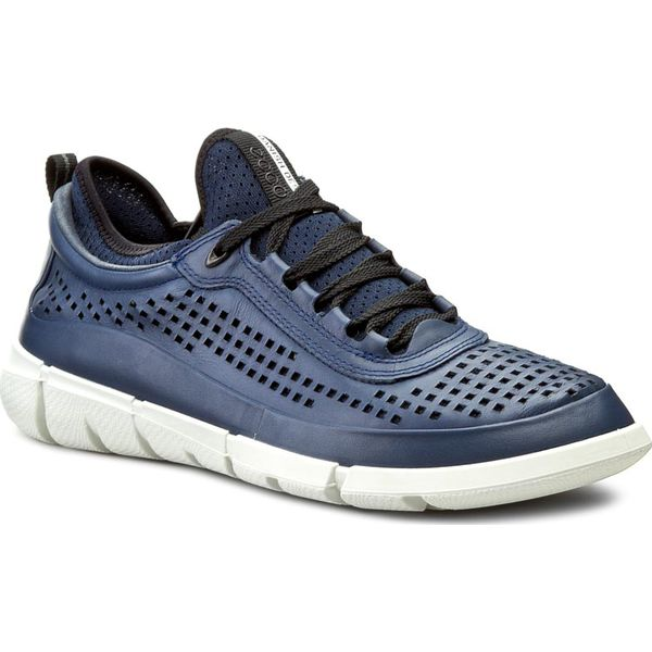 62cee93a Sneakersy ECCO - Intrinsic 1 86001401048 True Navy - Buty sportowe ...