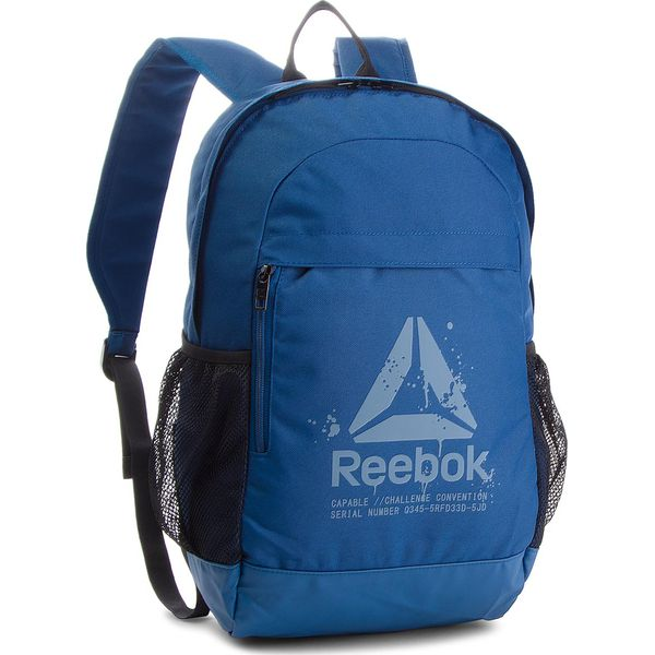 a906975df1847 Plecak Reebok - Junior Motion DA1262 Bunblu - Plecaki męskie marki ...