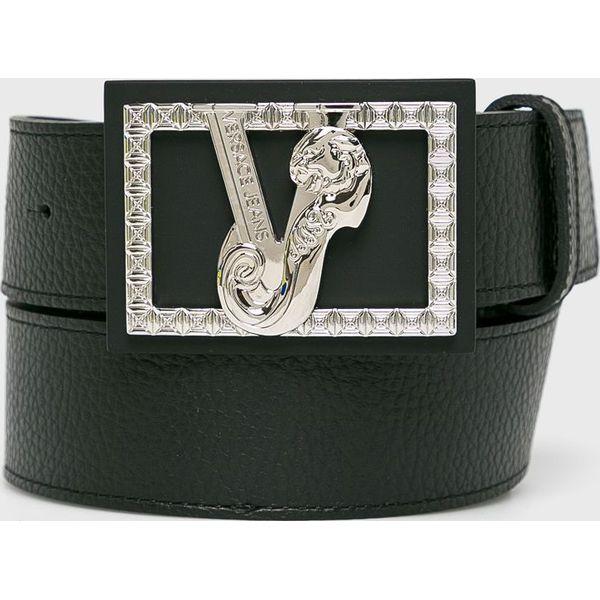 1af351857eacd0 Versace Jeans - Pasek - Paski męskie Versace Jeans. W wyprzedaży za ...