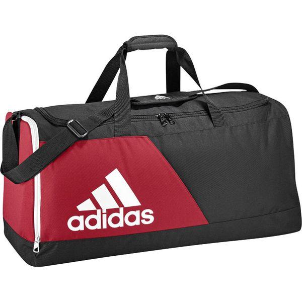 72f017949b3b3 Adidas Torba sportowa Tiro Logo TB L czarno-czerwona 67L (Z09827 ...