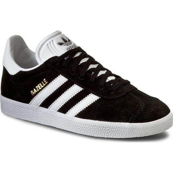 Buty adidas Gazelle BB5476 CblackWhiteGoldmt
