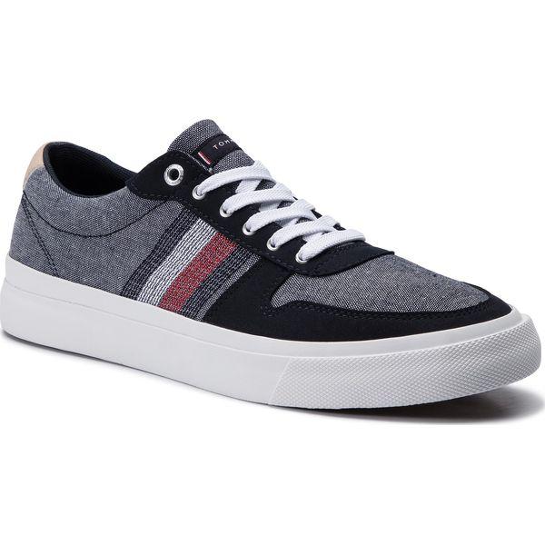 77926df94eb7f Tenisówki TOMMY HILFIGER - Core Craft Vulc Sneaker FM0FM02286 ...