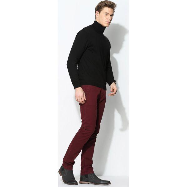 f0bfce7c Bordowe Spodnie Display