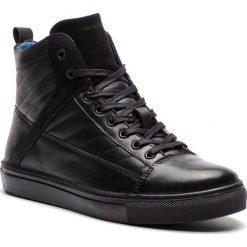 b8794c65 Sneakersy WOJAS - 8252-71 Czarny. Buty sportowe na co dzień męskie marki  Wojas