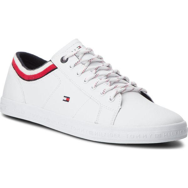 7ae139e67ad33 Sneakersy TOMMY HILFIGER - Essential Leathermix Low Sneaker ...
