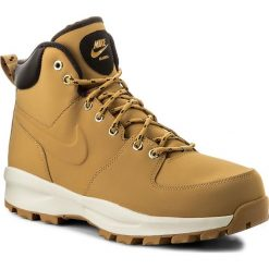 2244fbfb Buty NIKE - Manoa Leather 454350 700 Haystack/Haystack/Velvet Brown. Buty  trekkingowe