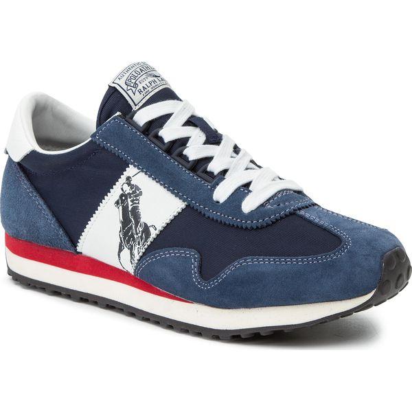 fc160635eb Sneakersy POLO RALPH LAUREN - Train 90 809755192004 Navy Mu - Buty sportowe  na co dzień męskie marki Polo Ralph Lauren. Za 519.00 zł.