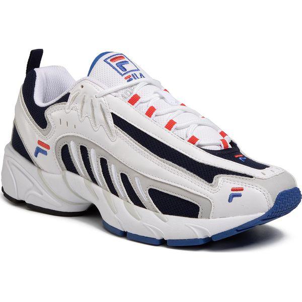 Sneakersy FILA Adrenaline Low 1010827.92E WhiteFila Navy