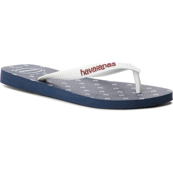 3865de19ab208 Japonki HAVAIANAS - Top Nautical H41371260555 Navy Blue - Klapki i ...