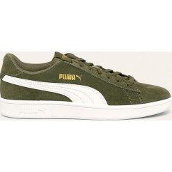 Zielone buty sportowe męskie Puma Kolekcja wiosna 2020