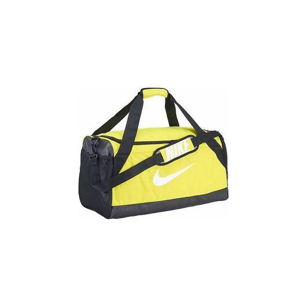 f63cefc8a69d5 Nike Torba sportowa BA5335 358 Brasilia S Duff żółta - Żółte torby ...
