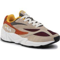 Brązowe obuwie męskie Fila Kolekcja zima 2020 Sklep