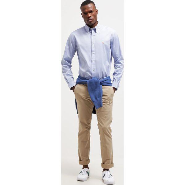 c7d036c7ac60 Polo Ralph Lauren CUSTOM FIT Koszula blue - Niebieskie koszule ...