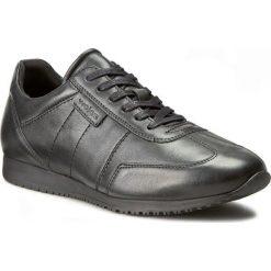 55a3c833dc707 Sneakersy WOJAS - 6048-51 Czarny. Buty sportowe na co dzień męskie marki  Wojas