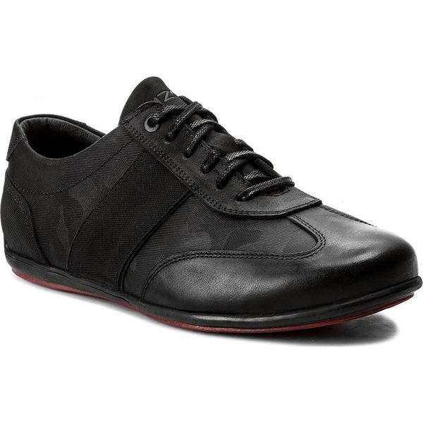9c1f28eeacf96 Sneakersy KAZAR - Pablo 29219-31-00 Czarny - Czarne buty sportowe na ...