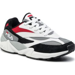 Wyprzedaż białe buty sportowe męskie Fila Kolekcja zima