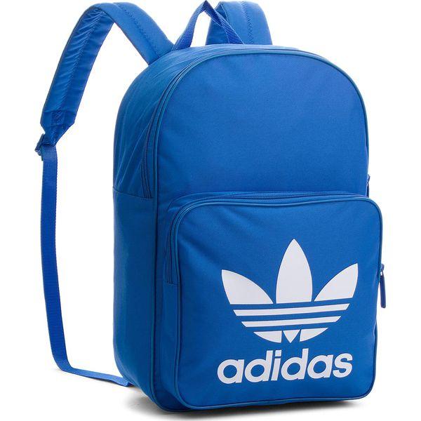 a397eda2d1eb1 Plecak adidas - Bp Clas Trefoil DJ2172 Blue - Plecaki męskie marki ...