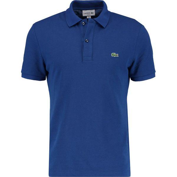 45175042a Lacoste PH4012 Koszulka polo blau - Niebieskie koszulki polo męskie ...