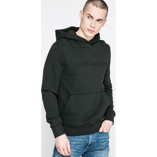 3de4f3c0a1bcf Calvin Klein Jeans - Bluza - Bluzy z kapturem męskie marki Calvin Klein  Jeans. W wyprzedaży za 349.90 zł. - Bluzy z kapturem męskie - Bluzy i  swetry męskie ...