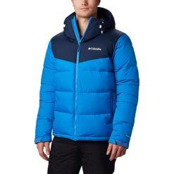 COLUMBIA kurtka narciarska męska Wild Card Jacket Coll Navy Back L